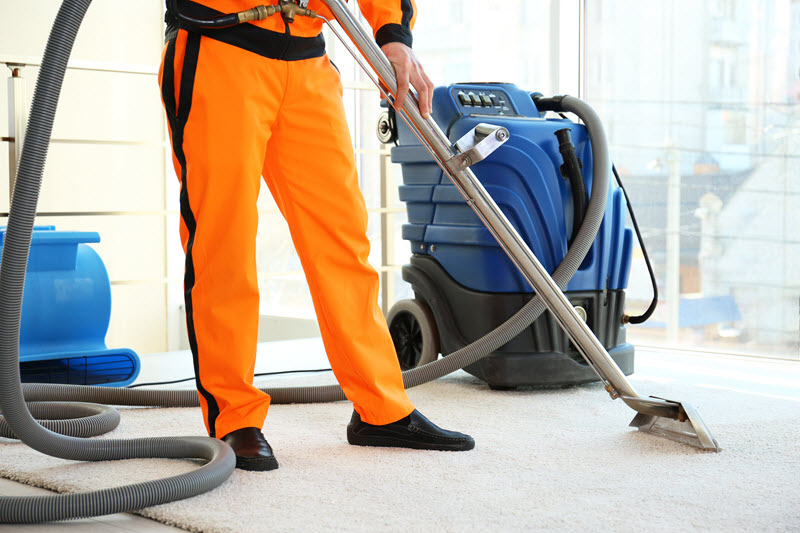 Carpet Maintenance Program