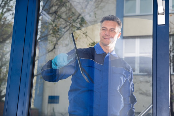 Let Professionals Handle Your Window Cleaning